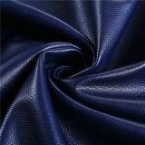 Gartmentsのジャケットのための柔らかいPUののどの革