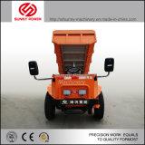 De Vrachtwagen van de Stortplaats van de Mijnbouw van de dieselmotor 178t 4 Ton van de Emmer