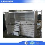 Wir allgemeiner industrieller Metallspeicher-Werkzeugkasten-Seiten-Schrank