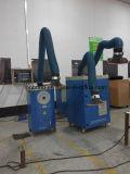 Extrator portátil das emanações de soldadura para a eliminação do gás da soldadura e líquido de limpeza