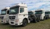 LHDおよびRhd 420HP Beiben V3のトレーラーのトラクターのトラック