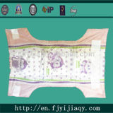 Angel heureux Disposable Baby Nappy Diapers Pad pour le Nigéria Diaper Market