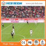 Outdoor Full Color Stadium Sport Perimeter Affichage à cristaux liquides