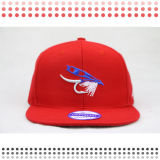 Os chapéus feitos sob encomenda do Snapback do bordado vendem por atacado tampões para a venda