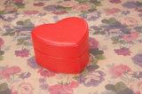 Venta caliente populares Ring Box Corazón Moda