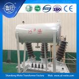 Capacité normale 2000 du CEI---6300kVA, transformateur d'alimentation immergé dans l'huile triphasé de régulation de tension du sur-chargement 33kV/35kV avec le groupe Yd11 de vecteur