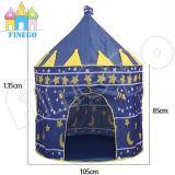 Weiches Baumwollsegeltuch-Spiel-Zelt-scherzt im Freien Innenspiel-Haus Teepee-Zelt