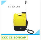 高品質のPE Metiralが付いている農業の使用のナップザック電池のスプレーヤー