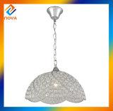 Illuminazione della lampada Pendant del ferro E27 di alta qualità per l'hotel/domestico di cristallo/camera da letto