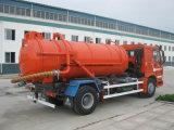 Carro de basura de la marca de fábrica 14m3 de Sinotruk