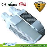 ライト3年の保証AC120V/265V Epistar SMD5630 G23のG24 2pin/4pin 13W LEDのプラグの球根
