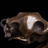 Het dierlijke Brons beeldhouwt Weinig Standbeeld tpal-060 van het Messing van het Decor van het Huis van het Vee