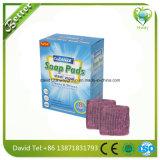 Stahlwolle-Seifen-Auflagen, Stahlwolle-Reinigungsapparat, Küche-Stahlwolle