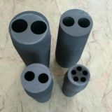 Moule de graphite pour tube de cuivre droit