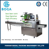 Roestvrij staal 304 de Halfautomatische pan-Gebraden Prijs van de Machine van het Pak van de Cake van de Sesam
