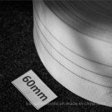 Cinta de embalaje de curado de nylon Strenth de alta resistencia del 100% para la fabricación de goma del producto