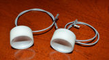 1MHz, 3MHz, 4MHz, de cerámica piezoeléctrico piezoeléctrico de 7MHz Hifu Cetamic para el transductor ultrasónico