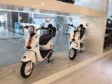 ブラシレスモーターを搭載する新しい都市電気スクーター