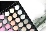Gama de colores portable de la sombra de ojo del maquillaje de la alta calidad de 88 colores con el espejo
