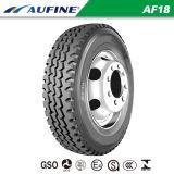 Aufine alle StahlRadil LKW-Reifen mit M+S, Reichweite, beschriftend, ECE