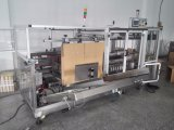 Equipo automático del montador del cartón del sello de la parte inferior del pegamento
