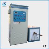 Máquina de calefacción de endurecimiento superficial de inducción de los ejes de los engranajes de acero de las ruedas