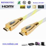 Conetor elétrico magnético do cabo de HDMI