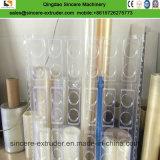 Chaîne de production en plastique de feuille/plaque de PP/PVC/Pet/PS Vacuumforming