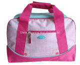 Lady Polyester Loisirs Beach Sports Carry Travel Weekend Duffel Bag