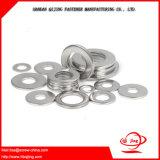 Rondelle plate du prix bas DIN125 M10 de la Chine, rondelle carrée