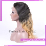 Parrucca piena del merletto dei capelli umani di densità di alta qualità 150%