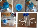 Macchina di plastica di modellatura della bottiglia della macchina del colpo della bottiglia dell'animale domestico della spremuta dell'acqua