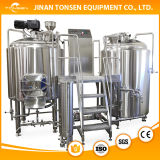 De Machine van Samll Brewry van de Apparatuur van het Bierbrouwen van het huis DIY