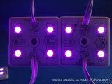 Us2811 vendedores calientes 12V 3LED impermeabilizan el módulo de 5050 RGB LED