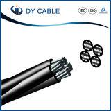 Triplex Aluminiumleiter-zusammengerollter Kabel-Lufthersteller