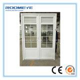 Marco de Roomeye 2 marcos con la puerta decorativa del marco del PVC de la puerta de la división PVC/UPVC