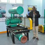 La grande pompa di trasferimento di flusso sradica il ventilatore