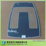 シルクスクリーンの印刷を用いる工場価格の高品質4mmの安全緩和されたガラス