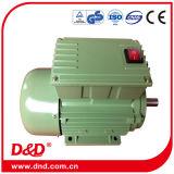 Yc Serien-hohes Anziehdrehmoment-niedriger Drehzahl-Röhrenelektrische/elektrische Tefc Gebläse-einphasig-Induktion WS-asynchroner Kurzschlußmotor