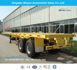 Sospensione resistente dell'asse in tandem semirimorchio pratico del contenitore del camion dei 12.5 tester