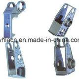 ステンレス鋼の投資鋳造CNCの機械化の部品