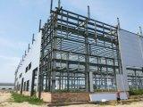 Pannello d'acciaio del tetto del panino della lana di vetro di Rockwool del materiale da costruzione