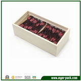 Storage por atacado Wooden Tea Box para Packing
