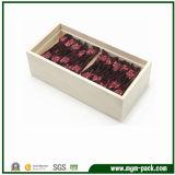 Großhandelsspeicherung für Verpackungs-hölzernen Tee-Kasten