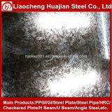 Hochfester galvanisierter Stahl verwendet im Versandbehälter-Dach