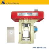Machines de fabrication de briques réfractaires entièrement automatiques de 400 tonnes