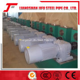 Low Cost Welded Steel Pipe Making Machine