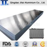 Hoja de aluminio para el radiador
