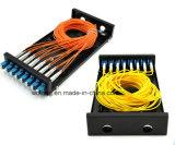 Pince de fibre optique de fusion de fiabilité élevée certifiée par CE