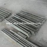 Calefator cerâmico elétrico do carboneto de silicone para fornalhas industriais